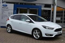 2015 Ford Focus 1.0 EcoBoost 125 Zetec 5 door Petrol Hatchback