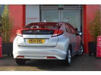 2014 Honda Civic 1.8 i-VTEC ES 5 door Petrol Hatchback