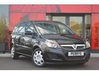 2011 Vauxhall Zafira 1.8i Exclusiv 5 door Petrol People Carrier