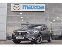 2017 Mazda 6 2.2d [175] Sport Nav 5 door Auto Diesel Estate