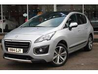 2014 Peugeot 3008 1.6 HDi Allure 5 door Diesel Estate