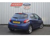 2014 Peugeot 208 1.4 HDi Allure 5 door Diesel Hatchback