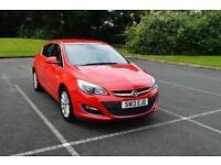 2013 Vauxhall Astra 1.6i 16V Elite 5 door Auto Petrol Hatchback