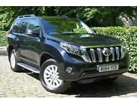 2014 Toyota Landcruiser 3.0 D-4D Icon 5 door Auto 7 Seats Diesel 4x4