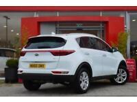 2016 Kia Sportage 1.6 GDi ISG 2 5 door Petrol Estate