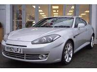 2007 Hyundai Coupe 2.0 SIII 3 door Petrol Coupe