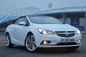 2013 Vauxhall Cascada 1.4T Elite 2 door Petrol Convertible