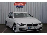 2014 BMW 3-Series 316d Sport 4 door Step Auto Diesel Saloon