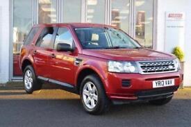 2013 Land Rover Freelander 2 2.2 TD4 GS 5 door Auto Diesel Estate