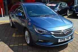 2016 Vauxhall Astra 1.6 CDTi 16V Elite 5 door Diesel Estate