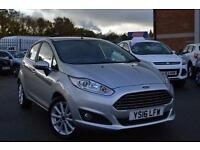 2016 Ford Fiesta 1.0 EcoBoost Titanium 5 door Powershift Petrol Hatchback