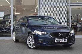 2015 Mazda 6 2.2d [175] Sport Nav 4 door Diesel Saloon