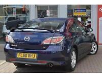2010 Mazda 6 2.2d [163] TS 5 door Diesel Hatchback