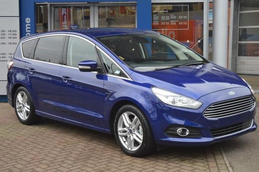 2017 ford s max 2 0 tdci 180 titanium 5 door diesel estate. Black Bedroom Furniture Sets. Home Design Ideas