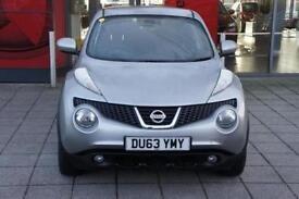 2013 Nissan Juke 1.5 dCi Tekna 5 door [Start Stop] Diesel Hatchback