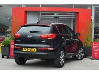 2014 Kia Sportage 1.7 CRDi ISG 4 5 door Diesel Estate