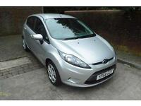 2008 Ford Fiesta 1.25 Style + 5 door [82] Petrol Hatchback