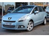 2013 Peugeot 5008 2.0 HDi 163 Active II 5 door Auto Diesel People Carrier