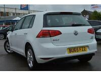 2015 Volkswagen Golf 1.6 TDI 110 Match 5 door Diesel Hatchback