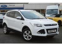 2015 Ford Kuga 2.0 TDCi 150 Zetec 5 door 2WD Diesel Estate