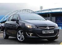 2015 Vauxhall Astra 1.6i 16V SRi 5 door Petrol Hatchback