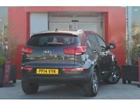 2014 Kia Sportage 2.0 CRDi KX-3 5 door Auto Diesel Estate