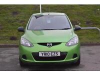 2010 Mazda 2 1.3 TS 3 door [AC] Petrol Hatchback