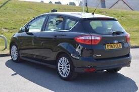 2013 Ford C-MAX 1.6 TDCi Titanium 5 door Diesel Estate