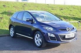 2011 Mazda CX-7 2.2d Sport Tech 5 door Diesel Estate