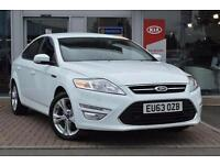 2013 Ford Mondeo 2.0 TDCi 163 Titanium X Business Edition 5 door Diesel Hatchbac