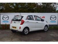 2014 Kia Picanto 1.25 2 EcoDynamics 5 door Petrol Hatchback