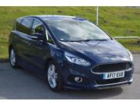 2017 Ford S-MAX 2.0 TDCi 210 Titanium Sport 5 door Powershift Diesel Estate