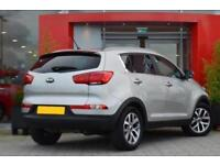 2015 Kia Sportage 2.0 CRDi KX-2 5 door Diesel Estate