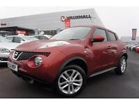 2012 Nissan Juke 1.5 dCi Acenta 5 door [Premium Pack] Diesel Hatchback