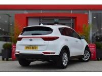 2017 Kia Sportage 1.7 CRDi ISG 2 5 door Diesel Estate