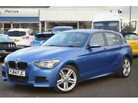 2014 BMW 1-Series 120d xDrive M Sport 5 door Diesel Hatchback