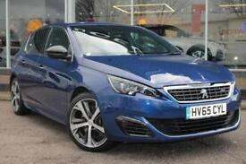 2015 Peugeot 308 2.0 BlueHDi 180 GT 5 door EAT6 Diesel Hatchback