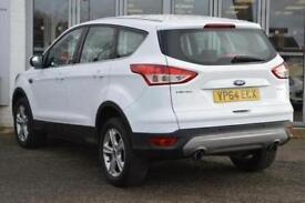 2014 Ford Kuga 1.6 EcoBoost Zetec 5 door 2WD Petrol Estate