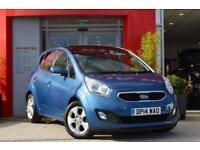 2014 Kia Venga 1.6 3 5 door Auto [Sat Nav] Petrol Hatchback