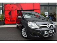 2011 Vauxhall Zafira 1.7 CDTi ecoFLEX Design [110] 5 door Diesel People Carrier
