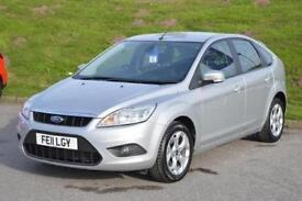 2011 Ford Focus 1.6 TDCi Sport 5 door [110] [DPF] Diesel Hatchback