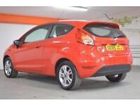 2015 Ford Fiesta 1.0 EcoBoost Zetec 3 door Petrol Hatchback