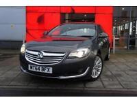 2014 Vauxhall Insignia 1.4T Design Nav 5 door [Start Stop] Petrol Hatchback