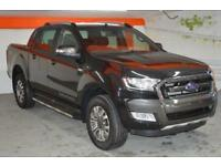 0 Ford Ranger Pick Up Double Cab Wildtrak 3.2 TDCi 200 Auto Diesel Double Cab Pi