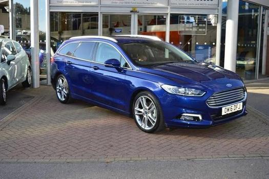2016 Ford Mondeo 2.0 TDCi 180 Titanium 5 door Diesel Estate