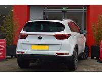 2016 Kia Sportage 2.0 CRDi First Edition 5 door Auto [AWD] Diesel Estate