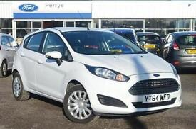2014 Ford Fiesta 1.25 82 Style 5 door Petrol Hatchback