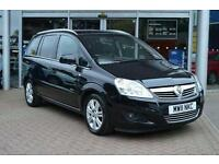 2011 Vauxhall Zafira 1.7 CDTi ecoFLEX Elite [125] 5 door Diesel People Carrier