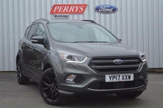 2017 ford kuga 2 0 tdci 180 st line x 5 door auto diesel estate in worksop nottinghamshire. Black Bedroom Furniture Sets. Home Design Ideas