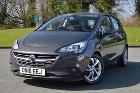 2016 Vauxhall Corsa 1.4 ecoFLEX Energy 5 door Petrol Hatchback